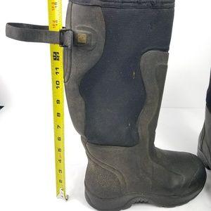 Lacrosse Alpha Mudlite Plain Toe Work Boots Size 7